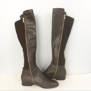 Michael Kors | 10 | Brown Brinkley Knee Boots